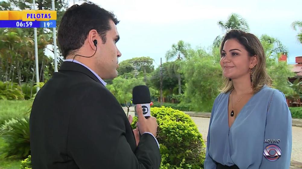 Entrevista Ao Programa Bom Dia Rio Grande Da Rbs Tv